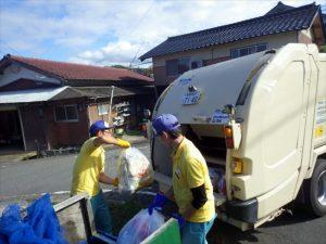 一般廃棄物・産業廃棄物の収集運搬