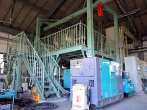 産業廃棄物の中間処理